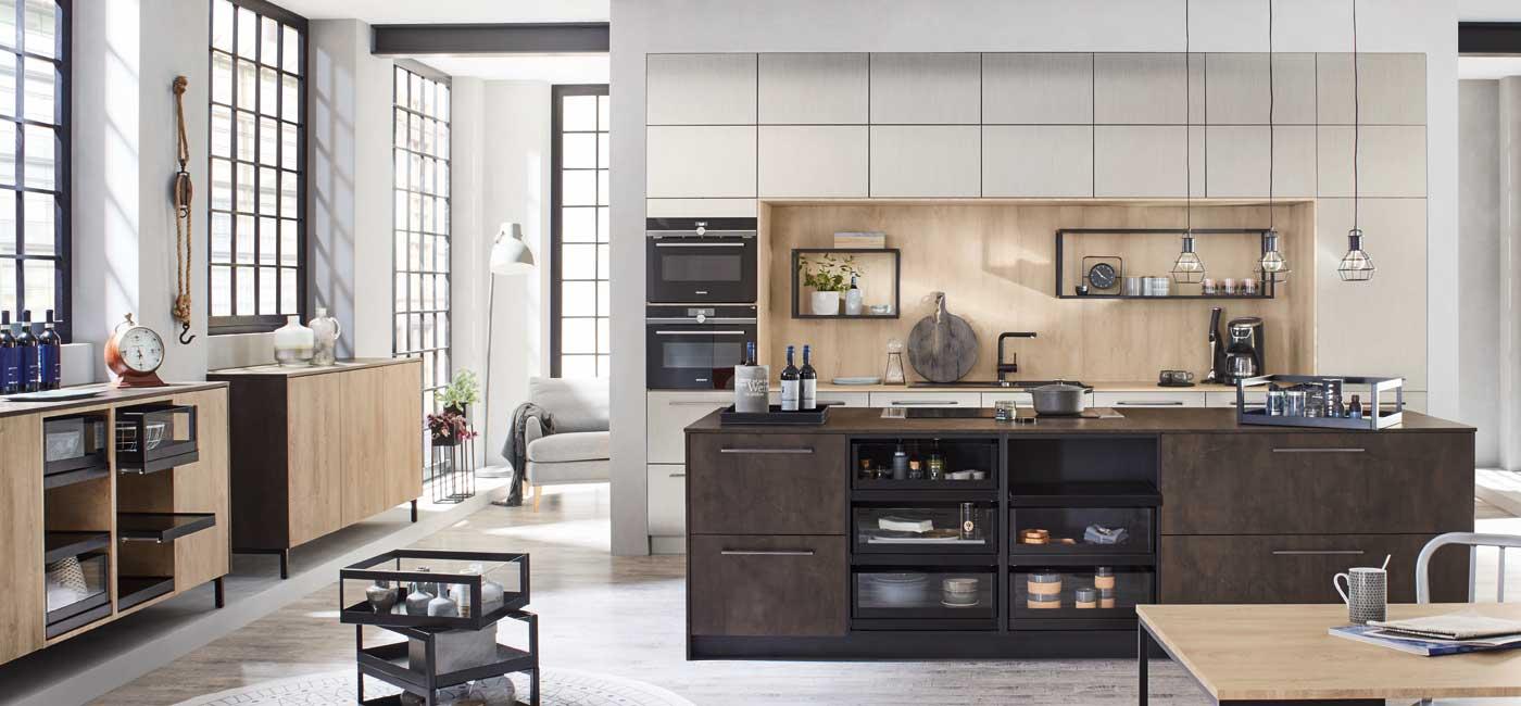 Ballerina-Küchen: Trouvez la cuisine de vos rêves