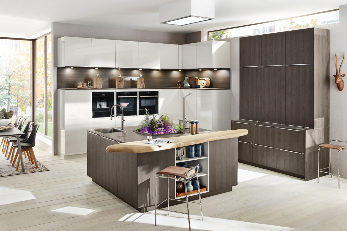 Cuisine classique - Ballerina-Küchen: Trouvez la cuisine de vos rêves