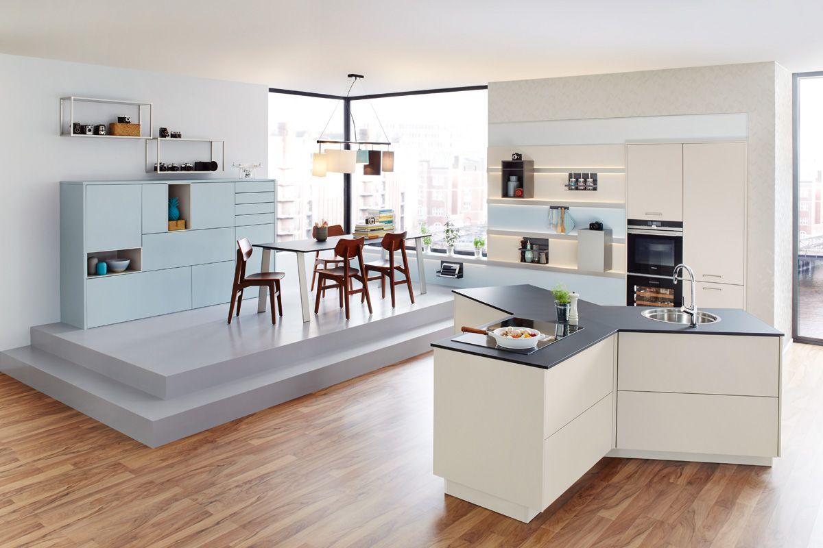 XL 3399 Cuisine Y - Ballerina-Küchen: Trouvez la cuisine de vos rêves
